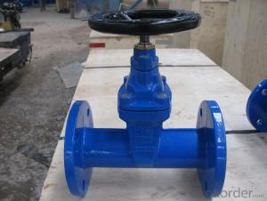 Ductile Iron Gate Valve The new designs