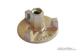 Prop nut prop sleeve scaffolding prop accessories BVcertificate