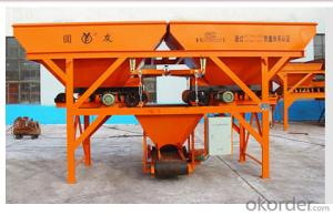 Concrete Batching Machine PL800DS / CE & ISO Certificate