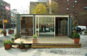 Container houses as Prefab House and Prefab Container Villa