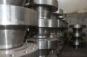 Flanged Shaft for  SCHWING Concrete Pump With High Quality