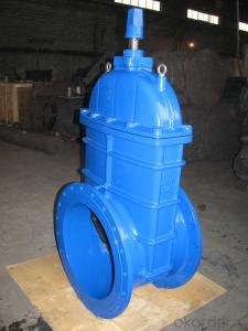 Ductile Iron Gate Valve BS5136/5150  DIN