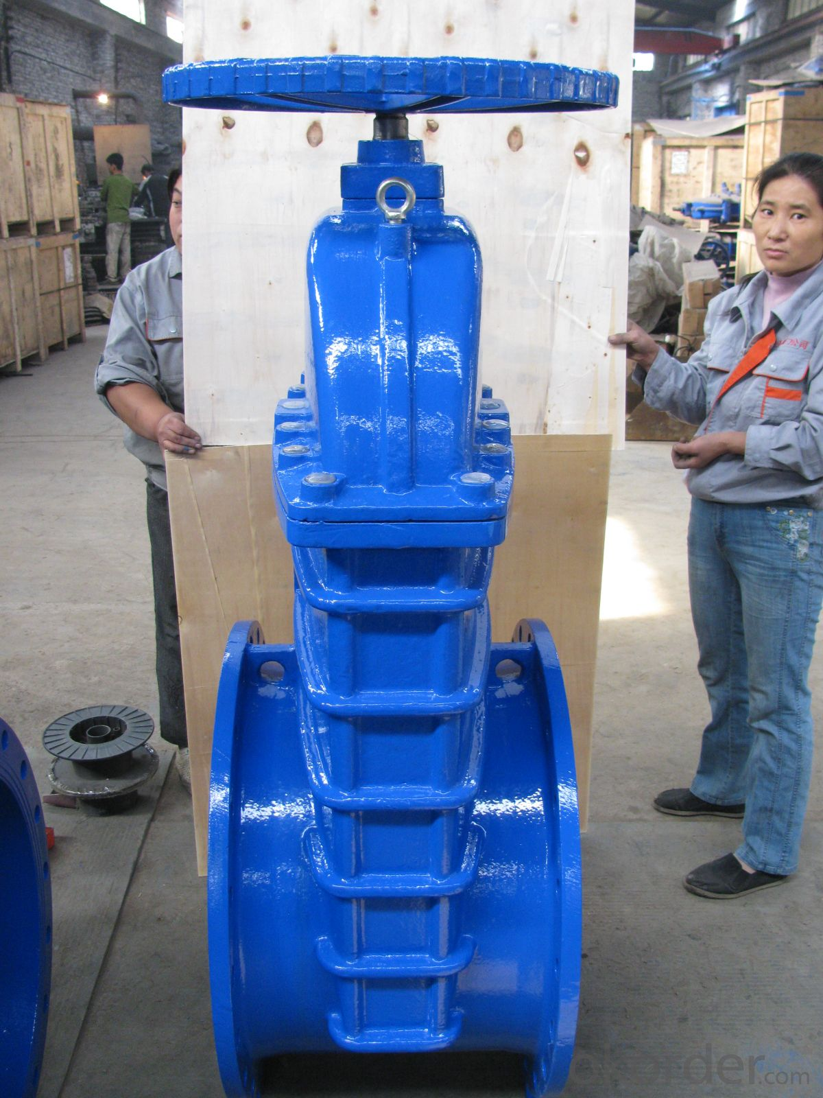 Gate Valves From China Largest Valve  Manufacturer