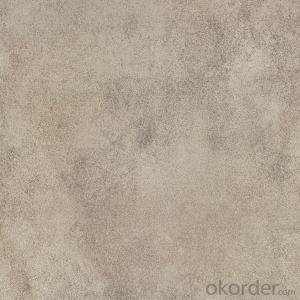 Glazed Porcelain Floor Tile, Sandstone Serie, White Color CMAX-LC6001