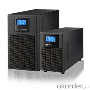 1KVA/2KVA/3KVA Online UPS  input voltage (110V–300V)