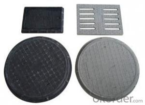 Cmax Manhole Cover  Grey Iron GG20 Major Standards Designs Available