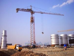 Best Price New condition Double-gyration good job Tower Crane