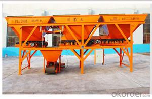 Concrete Batching Machine PL1200Y / CE & ISO Certificate
