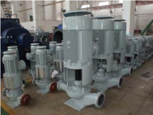 TPG Type Vertical Inline Centrifugal Pump