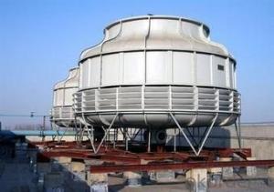 Cooling Tower/ Torre de Enfriador/ Tower of cooler