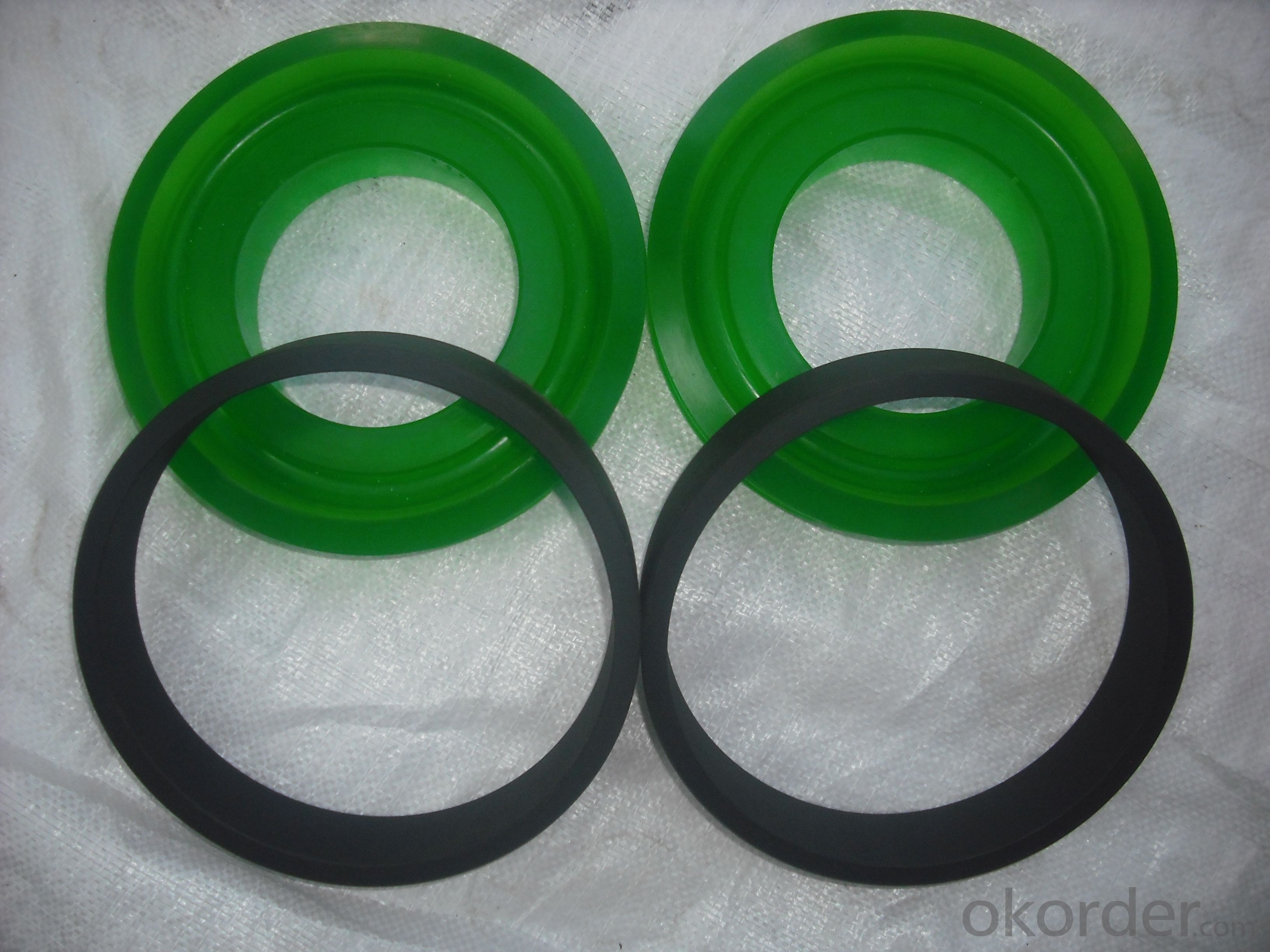 ZOOMLION RUBBER PISTON IN POLYESTER DN200 WITH HIGH QUALITY
