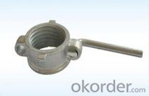 Casting prop nut heavy duty BV certificate for Middle East