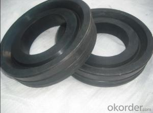 SANY RUBBER PISTON DN230 WITH FIBER HIGH QUALITY