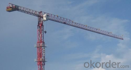 CNBM CMAX Tower Crane QTZ500~QTZ31.5 crane