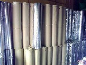 Aluminum Foil Adhesive Tape with Solvent-based Adhesive