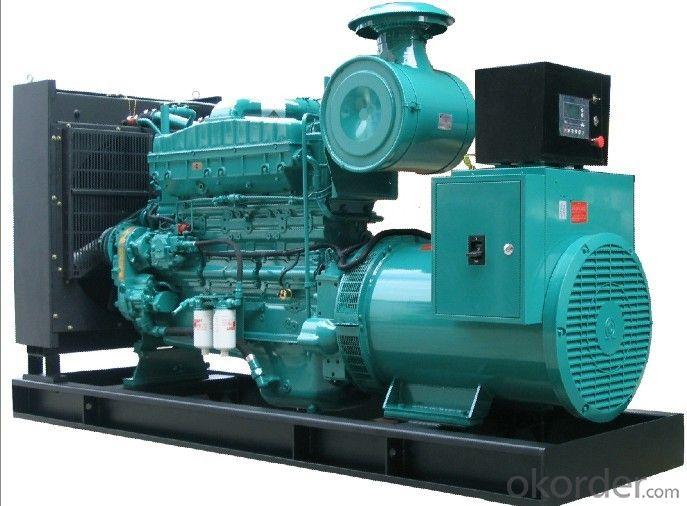 Factory price china yuchai diesel generator sets 50kw