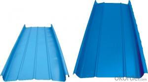 prepainted GL   corrugated     steel sheet
