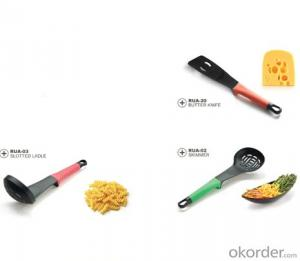 ART no.05 Nylon Kitchenware set for cooking