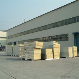Low cost Pu Polyurethane Sandwich Panels