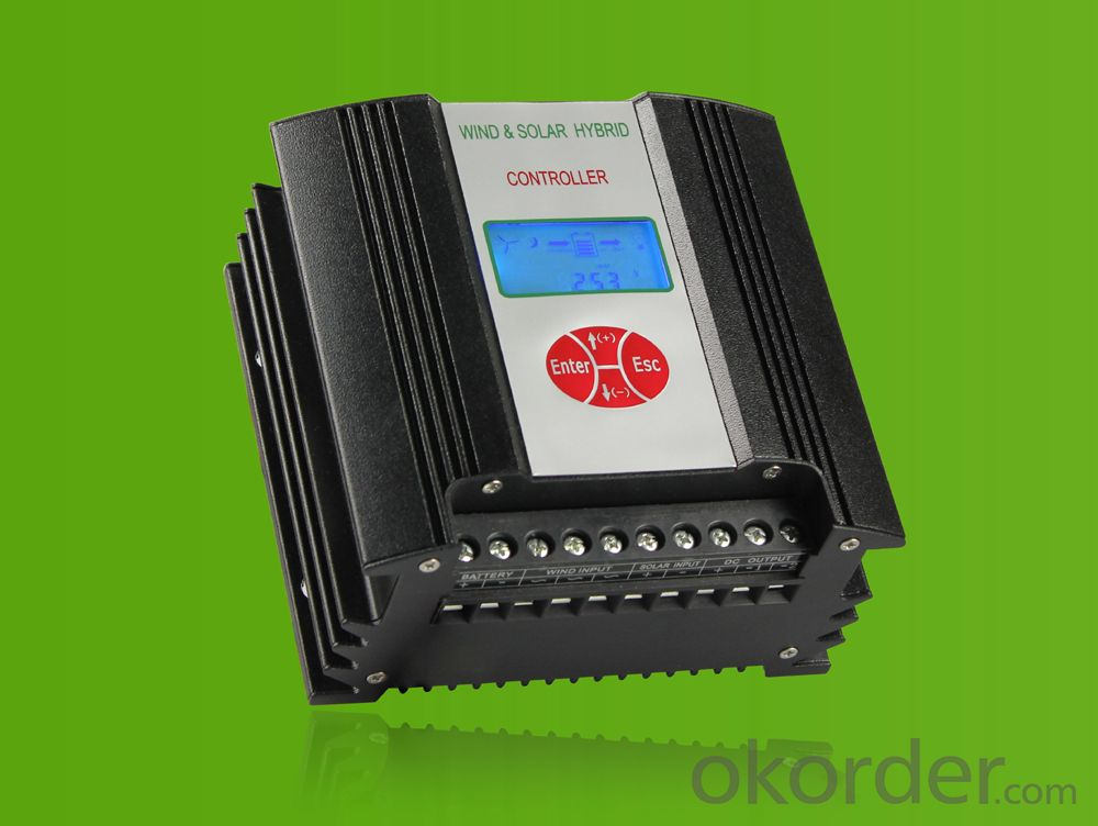 Wind Solar Hybrid Street Light Controller