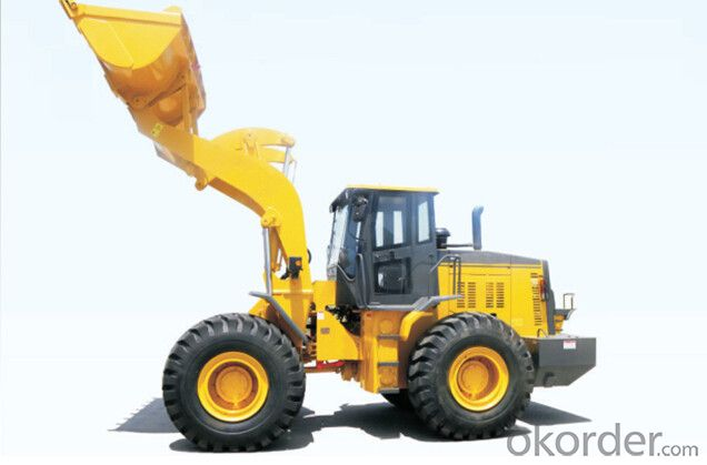 Earthmoving Machinery >> single rocker Wheel Loader >>TML958-1