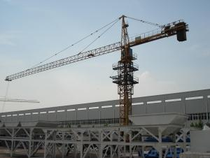 QTZ63 TC5610 Self erected top quality tower crane