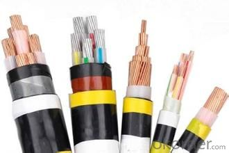 PVC Copper / Insulated/Copper/ Rubber Cable