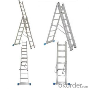 Professional Aluminum Ladder CMAX(XP-206S)