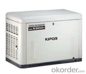 NATURAL GAS GENERATOR 5KVA Rated rotation speed 3000/3600