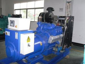 Deutz Genset Diesel Generator 1600kw With 24V DC Start Motor