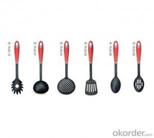 ART no.03 Nylon Kitchenware set for cooking