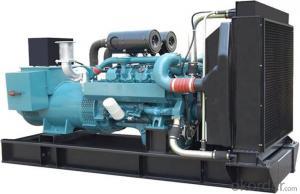 80kva - 600kva Doosan Power Genset Diesel Generator Standby