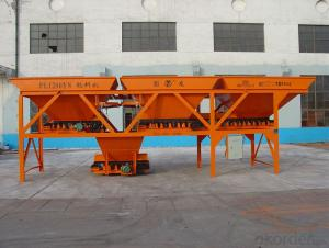 Concrete Batching Machine PL1200YS / CE & ISO Certificate