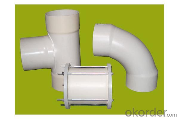 PVC Pressure Pipe (PN10) 20-630mm diameter, various color