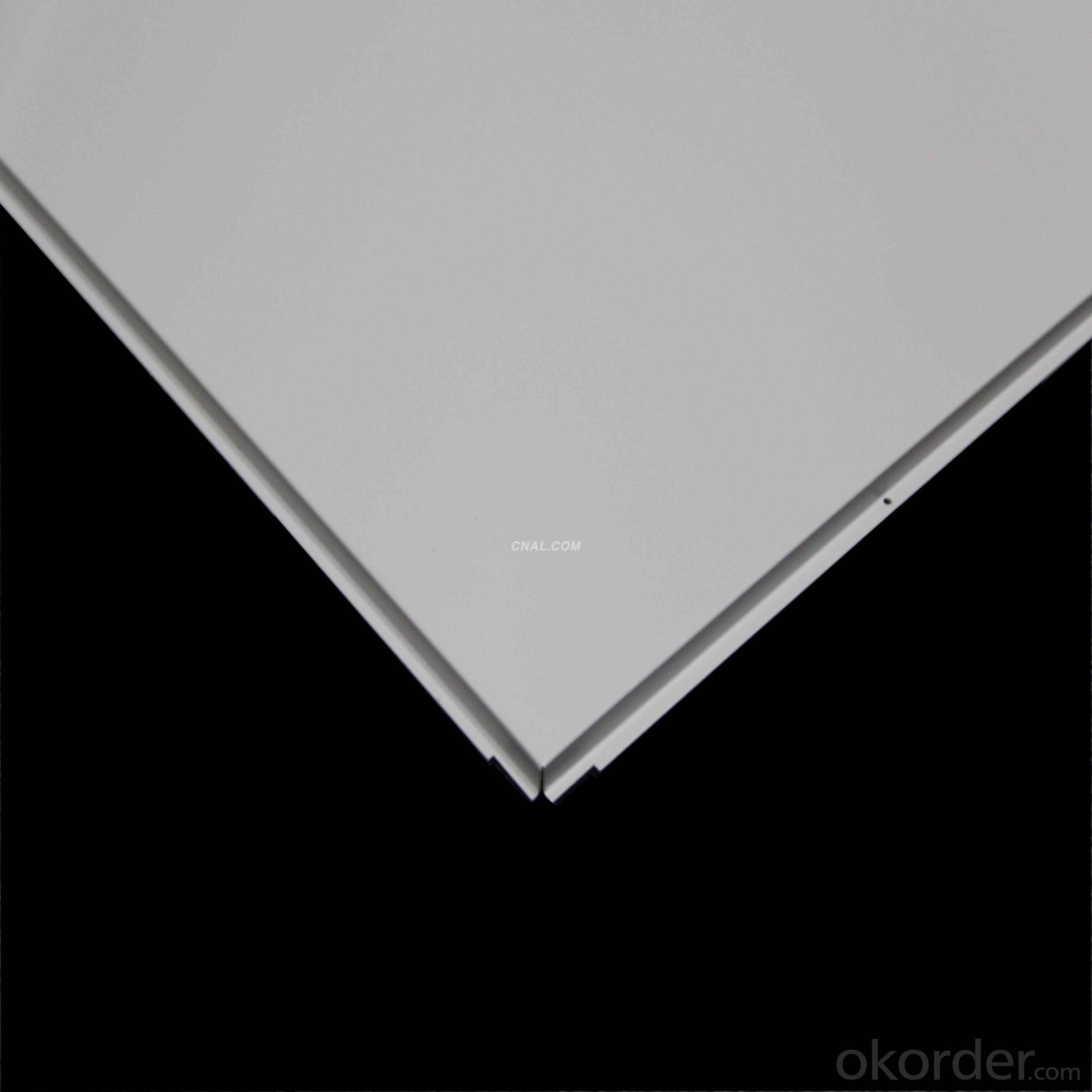 TOBOND aluminum metal ceiling/aluminum kitchen ceiling/lay-on ceiling/clip-in ceiling
