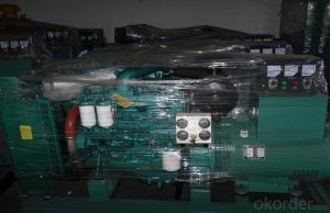 Yuchai Genset Diesel 24kw Generator With Stamford Alternator