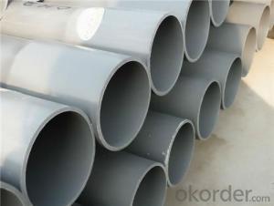 PVC Pressure Pipe (PN10&16) ASTM, ISO, GB