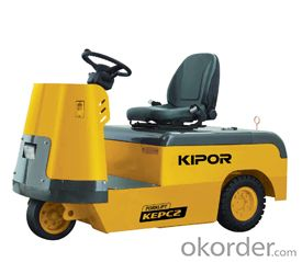 TRACTOR Rated traction 3000kg, Driving motor power 4.5kw