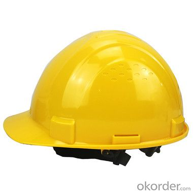 Safety Hat/hard hatCE Certificate HDPE Or ABS Material Construction