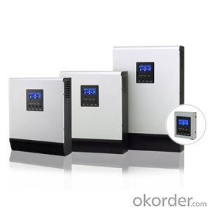 1KVA-5KVA multi-function inverter/charger