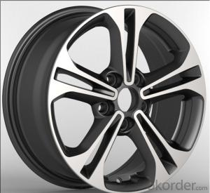 CMAX  17inch replica alloy wheel for TOYOTA
