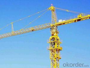 Tower Crane Hot Sale QTZ5013 CE Approved
