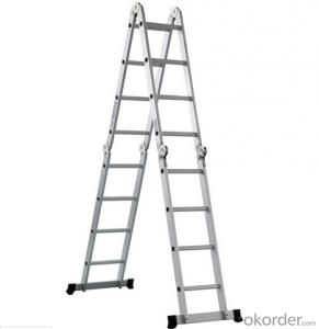 NEW Aluminium Folding Ladder / Platform Ladders