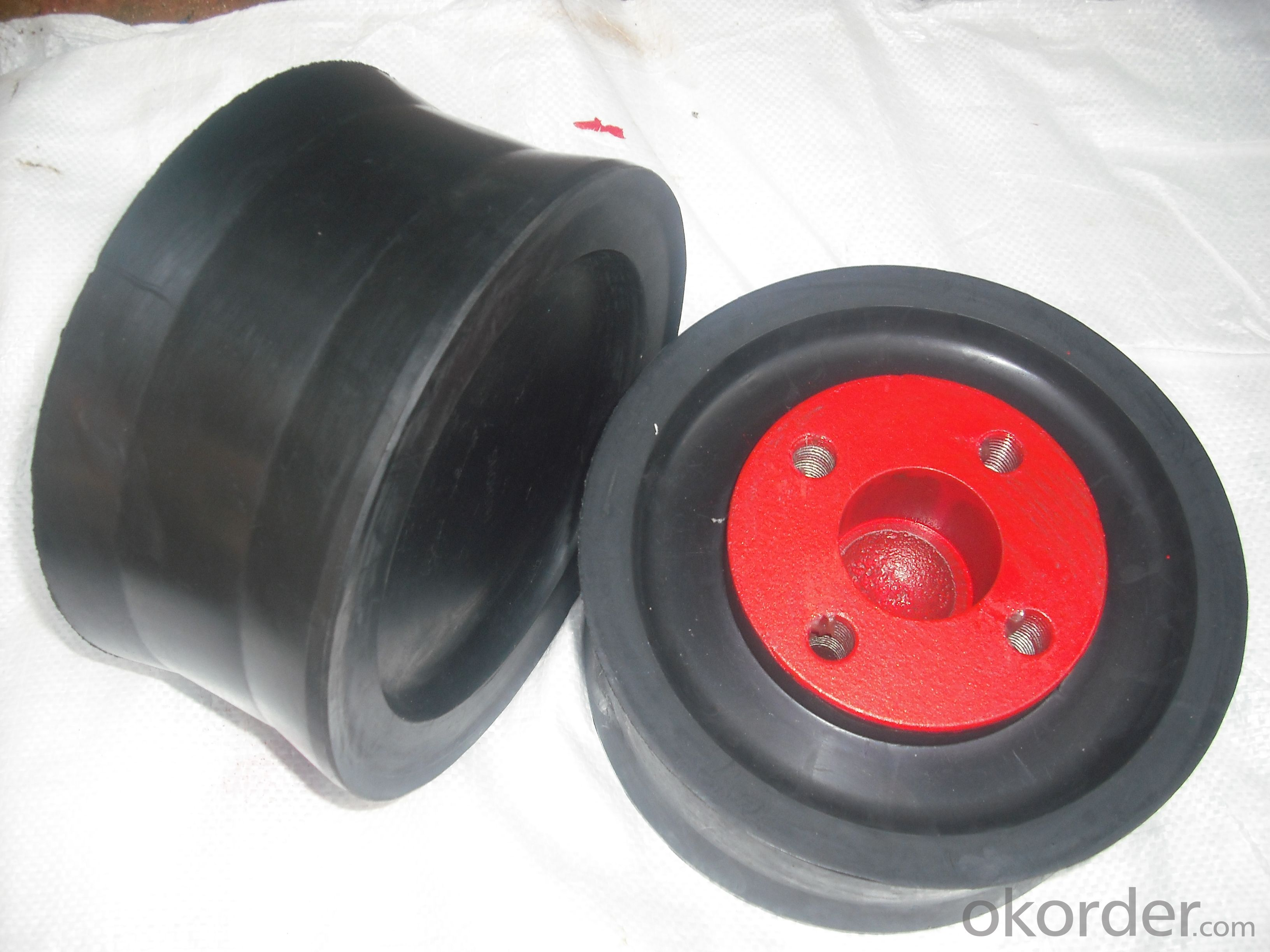 ZOOMLION RUBBER PISTON DN200 WITH HIGH QUALITY