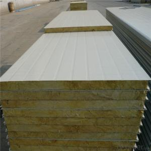 Pu Polyurethane Sandwich Panel for insulated panels price