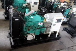 50kva - 1500kva Cummins Diesel Generator 20kw - 1600kw
