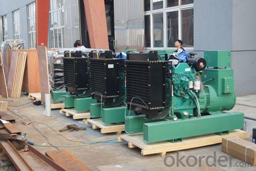 Factory price china yuchai diesel generator sets 340kw