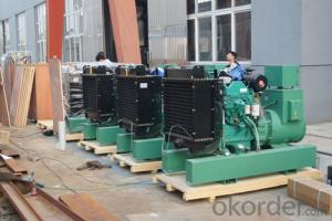 Factory price china yuchai diesel generator sets 340kw