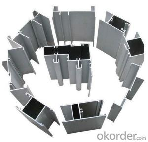Aluminum Profiles Made in China Alloy 6 Series