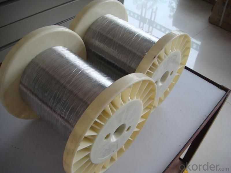 aluminium wire with high quality for sausages casing